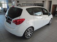USED 2011 61 VAUXHALL MERIVA 1.4 EXCLUSIV LIMITED EDITION 5d 98 BHP