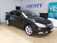USED 2010 10 VAUXHALL INSIGNIA 2.0 SRI CDTI 5d 157 BHP * TWO OWNERS * FULL HISTORY *