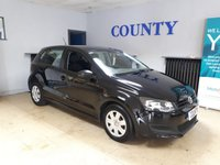 USED 2014 14 VOLKSWAGEN POLO 1.2 S A/C 5d 60 BHP * FULL HISTORY * LONG MOT *