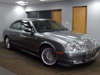 USED 2006 06 JAGUAR S-TYPE 2.7 V6 XS 4d AUTO 206 BHP