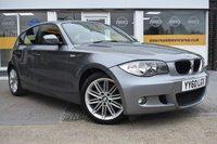 2010 BMW 1 SERIES 2.0 116D M SPORT 5d 114 BHP £6499.00
