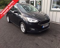 USED 2015 15 FORD C-MAX 1.6 ZETEC 125 BHP THIS VEHICLE IS AT SITE 1 - TO VIEW CALL US ON 01903 892224