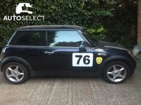 USED 2005 55 MINI HATCH ONE 1.6 ONE 3d 89 BHP