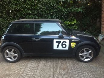 2005 MINI HATCH ONE 1.6 ONE 3d 89 BHP £3490.00