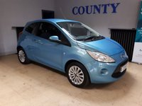 USED 2010 10 FORD KA 1.2 ZETEC 3d 69 BHP * TWO OWNERS * P/X BARGAIN *