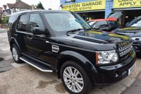2010 LAND ROVER DISCOVERY 3.0 4 TDV6 HSE 5d AUTO 245 BHP