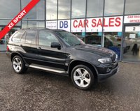USED 2006 BMW X5 3.0 D SPORT 5d 215 BHP NO DEPOSIT AVAILABLE, DRIVE AWAY TODAY!!