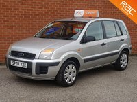 2007 FORD FUSION 1.4 STYLE CLIMATE 5d   LOW MILES £1995.00
