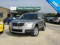 USED 2010 10 SKODA YETI 2.0 ELEGANCE TDI CR 5d 109 BHP Excellent Colour Combination