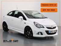USED 2013 63 VAUXHALL CORSA 1.6 VXR 3d 189 BHP Finance Available In House