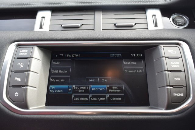 USED 2013 63 LAND ROVER RANGE ROVER EVOQUE 2.2 SD4 DYNAMIC LUX 5d 190 BHP
