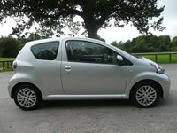 USED 2009 59 TOYOTA AYGO 1.0 PLATINUM VVT-I 3d 67 BHP Low Tax Band,Great First car,New Mot,Low Insurance