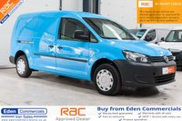 USED 2013 13 VOLKSWAGEN CADDY 1.6 C20 TDI STARTLINE 101 BHP *EX BRITISH GAS, LOW MILES*