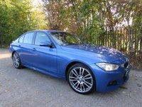 2013 BMW 3 SERIES 2.0 320I XDRIVE M SPORT 4d 181 BHP £12895.00