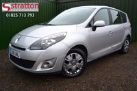 2011 RENAULT SCENIC 1.5 EXPRESSION DCI EDC 5d AUTO 110 BHP £5995.00