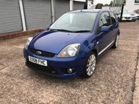 USED 2008 08 FORD FIESTA 2.0 ST 16V 3d 148 BHP 68,000 MILES-12 MONTHS MOT-DRIVES WELL-BODY KIT-ALLOYS-HALF LEATHER