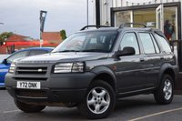 2001 LAND ROVER FREELANDER 2.0 TD4 ES STATION WAGON 5d 110 BHP £3495.00