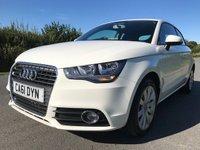 2012 AUDI A1 1.6 TDI SPORT 3d 103 BHP £7995.00