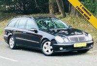 2004 MERCEDES-BENZ E CLASS 3.2 E320 CDI AVANTGARDE 5d AUTO 204 BHP £3500.00