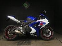 2007 SUZUKI GSXR 1000 K7. FSH. 15K. RACEFIT DE CAT. PC V. TRE. ASV. REAR PEGS & SEAT  £4999.00