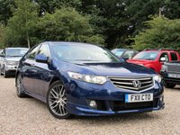USED 2011 11 HONDA ACCORD 2.2 I-DTEC TYPE-S 4d 177 BHP