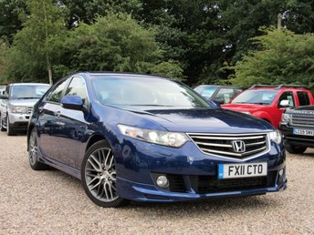 2011 HONDA ACCORD 2.2 I-DTEC TYPE-S 4d 177 BHP £8000.00