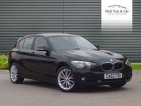 2012 BMW 1 SERIES 1.6 116I SE 5d 135 BHP £8995.00