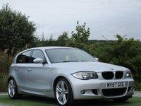 USED 2007 BMW 1 SERIES 1.6 116I M SPORT 5d 114 BHP