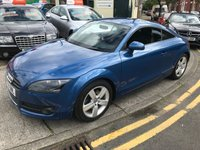 USED 2009 59 AUDI TT 2.0 TFSI 3d 200 BHP FREE 12 MONTHS RAC WARRANTY AND 12 MONTHS BREAKDOWN COVER