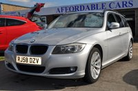 2008 BMW 3 SERIES 2.0 318I SE TOURING 5d 141 BHP £5995.00