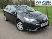USED 2015 15 TOYOTA AVENSIS 1.6 D-4D ACTIVE 5d 110 BHP