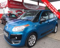 2009 CITROEN C3 PICASSO 1.6 PICASSO VTR PLUS HDI 5d 90 BHP *ONLY 55,000 MILES* £3995.00