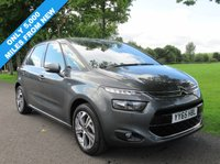 USED 2015 65 CITROEN C4 PICASSO 1.6 E-HDI EXCLUSIVE 5d 113 BHP