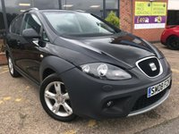2008 SEAT ALTEA FREETRACK