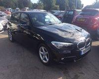2015 BMW 1 SERIES 1.5 116D SE 5d 114 BHP £11695.00