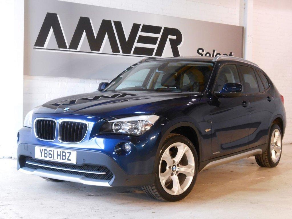 USED 2012 61 BMW X1 2.0 XDRIVE18D SE 5d 141 BHP