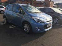 USED 2014 64 HYUNDAI IX20 1.6 ACTIVE 5d AUTO 123 BHP ONLY 2369 MILES FROM NEW!..GREAT RELIABILITY WITH A 5 YEAR HYUNDAI WARRANTY FROM NEW! EXCELLENT SPECIFICATION INCLUDING AIR CONDITIONING, PARKING SENSORS, ALLOY WHEELS AUXILLIARY CONNECTION AND USB INPUT!!
