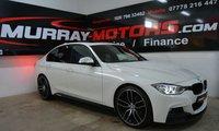 2013 BMW 3 SERIES 2.0 320D M SPORT 4DOOR AUTO 181 BHP *SUNROOF* £15495.00