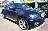 USED 2009 59 BMW X6 3.0 XDRIVE35D 4d AUTO 282 BHP NO DEPOSIT FINANCE AVAILABLE