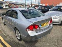 USED 2007 57 HONDA CIVIC 1.3 IMA ES HYBRID 4d AUTO 115 BHP