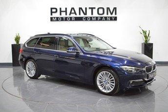 2014 BMW 3 SERIES 2.0 320D LUXURY TOURING 5d AUTO 181 BHP £12990.00