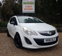 USED 2011 61 VAUXHALL CORSA 1.2 LIMITED EDITION 5dr Cruise, Air Con, FVSH