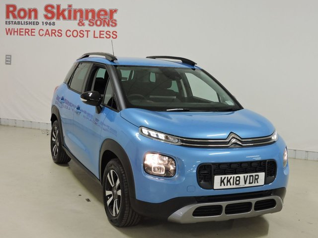 View our 2018 18 CITROEN C3 AIRCROSS (31)    1.2 PURETECH FEEL S/S 5d 109 BHP