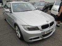 2008 BMW 3 SERIES 2.0 320I M SPORT 4d AUTOMATIC 168 BHP £6795.00