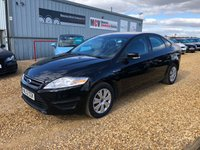 USED 2013 13 FORD MONDEO 2.0 EDGE TDCI 5d 138 BHP