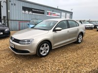 USED 2014 63 VOLKSWAGEN JETTA 1.6 SE TDI BLUEMOTION TECHNOLOGY 4d 104 BHP