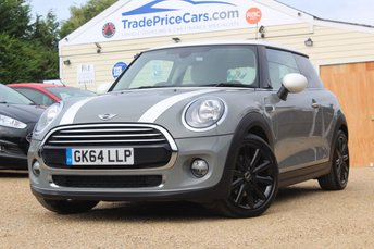 2014 MINI HATCH COOPER 1.5 COOPER 3d 134 BHP £10450.00