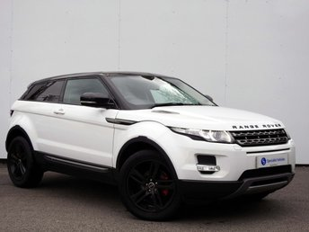 2011 LAND ROVER RANGE ROVER EVOQUE 2.2 SD4 PURE 3d 190 BHP £SOLD