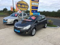2012 VAUXHALL CORSA SE 1.4 5 DOOR **ONE LADY OWNER**ONLY 36000 MILES**FVSH** £4995.00