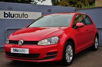 2014 VOLKSWAGEN GOLF 1.6 TDI SE BLUEMOTION TECHNOLOGY 5d  £10780.00